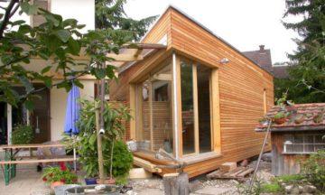 Neubau Studio – Stäfa 2005