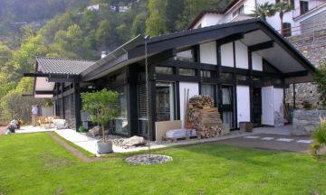 ART3 Bungalow schwarz – Ascona 2004