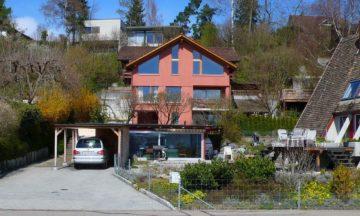Umbau Dach – Uerikon 2007