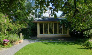 Neubau Gartenpavillon – Wetzikon 2013