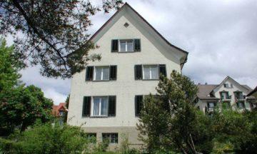 Umbau EFH – Zürich 2001