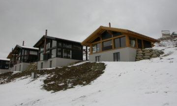 Neubau Ferienhäuser – Lauchernalp 2005